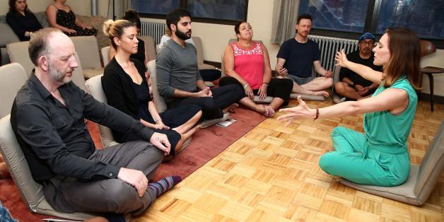 Meditation und Autogene Übungen in der Gruppe