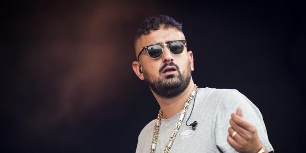 """Rapper Haftbefehl greift deutsche Medien an: """"Sie machen den IS stark"""""""