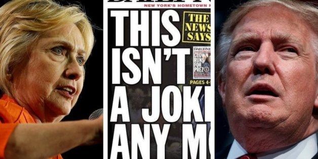"""Reaktionen auf Trumps Worte über Clinton """"Das ist kein politischer Missgriff, sondern eine Morddrohung"""""""
