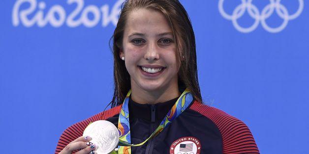 Olympia: Schwimmerin Kathleen Baker hat ein Geheimnis, das jeder kennen sollte