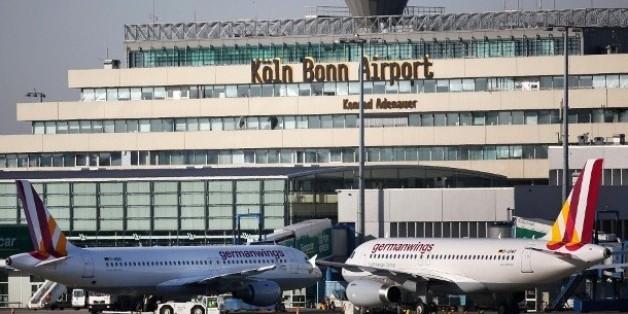 Auch in Köln sollen die geheimen Flüchtlings-Flüge starten.