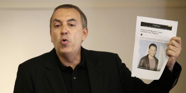 Jean-Marc Morandini visé par deux enquêtes judiciaires