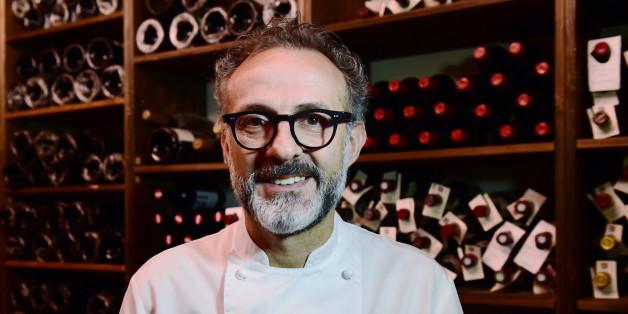 Massimo Bottura kocht für Bedürftige während den Olympischen Spielen.