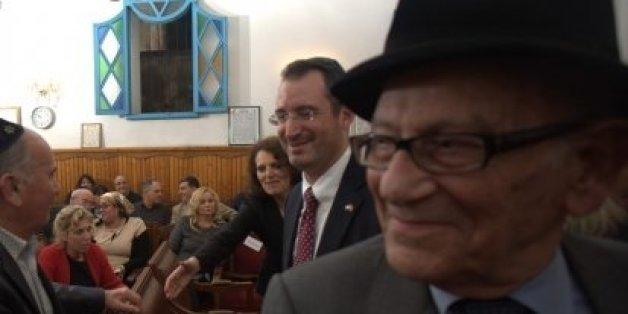 Décès de Boris Toledano, président de la communauté juive de Casablanca