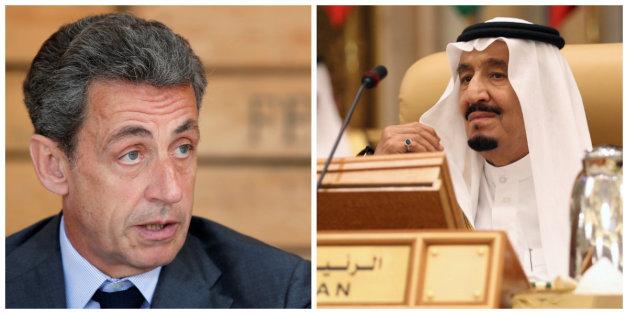 Ce que le roi Salmane d'Arabie Saoudite et Nicolas Sarkozy se sont dit à Tanger