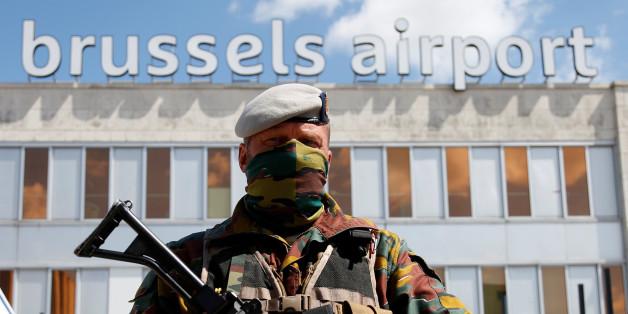 Bombenalarm in zwei Flugzeugen auf dem Weg nach Brüssel