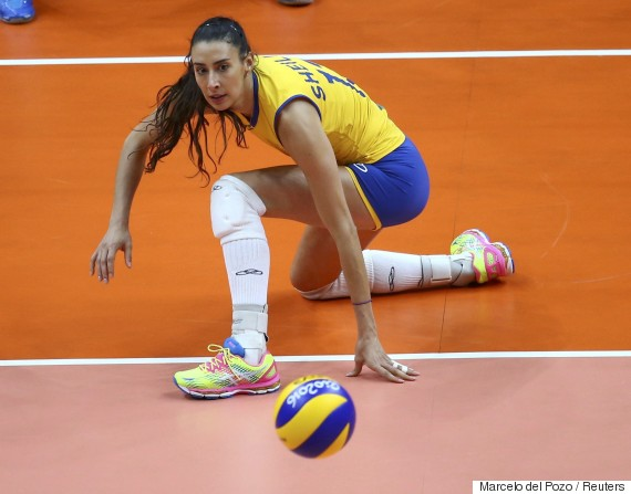 volleyball brazil japan