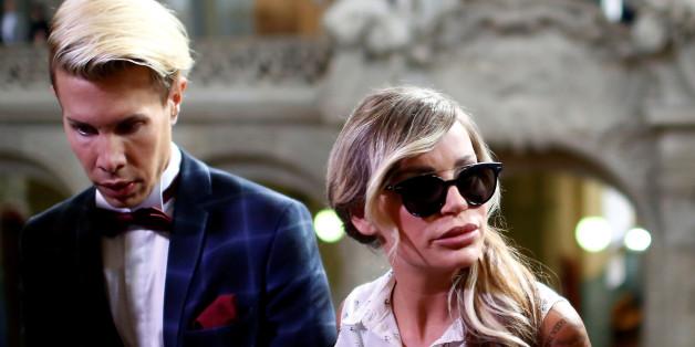 """""""Ich bin ein Star"""": Florian Wess begleitet Busen-Freundin Gina-Lisa Lohfink ins Dschungelcamp"""