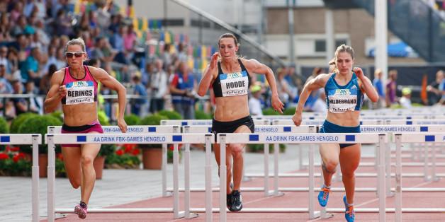 Leichtathletik bei den Olympischen Spielen 2016 in Rio