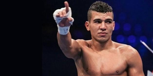 Le boxeur marocain Mohamed Rabii remporte son premier combat aux JO