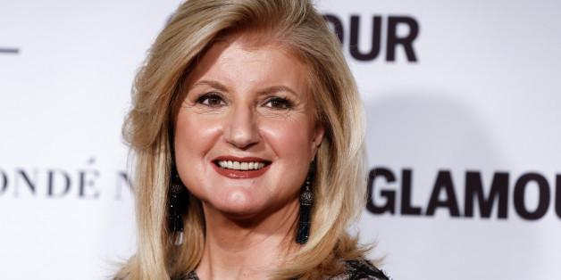 Arianna Huffington verlässt die Huffington Post