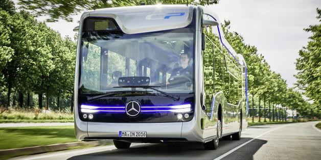 Stadtbus (Symbolbild)