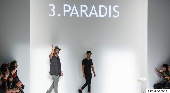 3 paradis