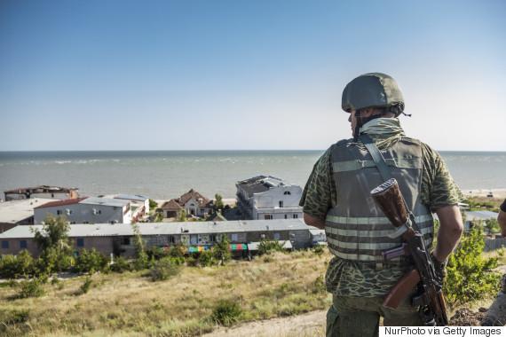 donbass ukraine soldier