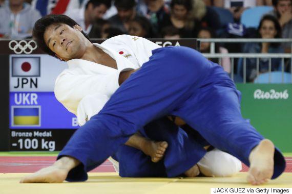 judo haga rio