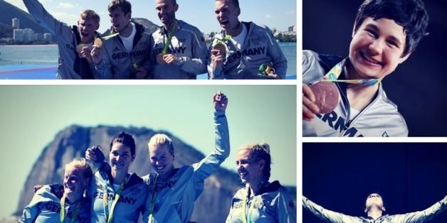 Goldener Tag: Deutschland triumphiert bei Olympia