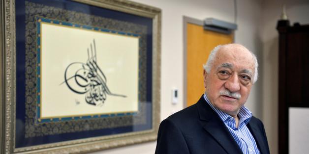 U.S. based cleric Fethullah Gulen at his home in Saylorsburg, Pennsylvania, U.S. July 29, 2016.  REUTERS/Charles Mostoller