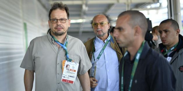 Bodyguards der Spezialeinheit: ARD-Olympia-Reporter steht in Rio unter Personenschutz
