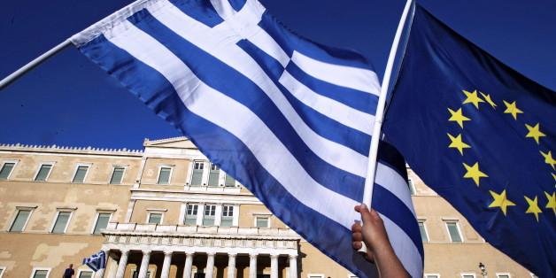 Es geht aufwärts mit der griechischen Wirtschaft
