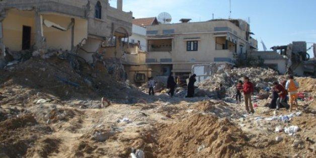 Gaza: 17 morts et 100 blessés par des restes explosifs depuis deux ans