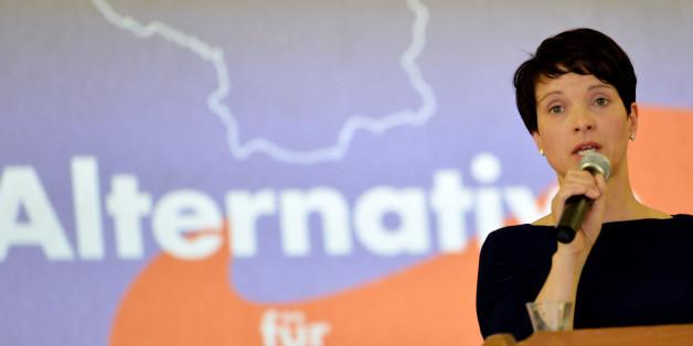 Frauke Petry will Menschen, deren Asylantrag abgelehnt wurde, auf Inseln abschieben lassen