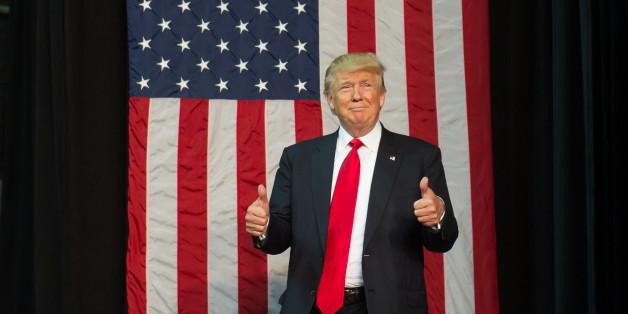 Donald Trump weigert sich weiterhin, seine Steuererklärung zu veröffentlichen - vielleicht mit gutem Grund