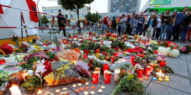 Nach Amoklauf von München: Erster Trittbrettfahrer festgenommen