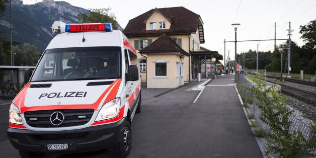 Attacke mit Feuer und Messer: Schweizer verletzt sieben Menschen in Zug