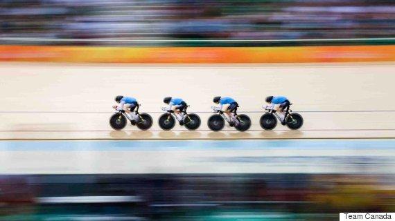 canada cycling rio olympics