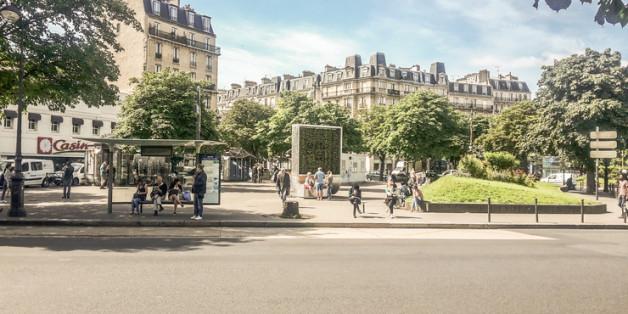 """Die Stadt Paris hat bereits mehrere """"CityTrees"""" installiert"""