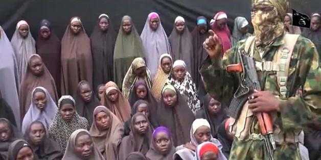 Boko Haram diffuse une vidéo de présumées lycéennes de Chibok