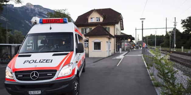 Zwei Tote nach Zug-Attacke in der Schweiz: Täter und 34-Jährige erliegen ihren Verletzungen