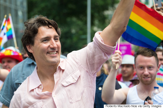 gay trudeau