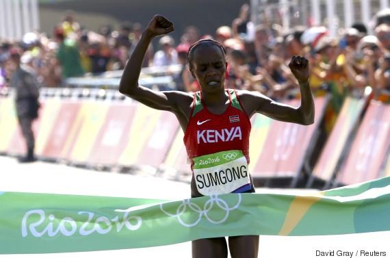 women marathon 2016