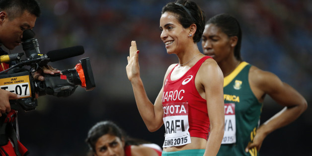 JO 2016: Rababe Arafi qualifiée pour la finale du 1.500 mètres femmes