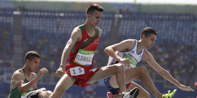 Soufiane El Bekkali, qualifié pour la finale du 3000 mètres steeple