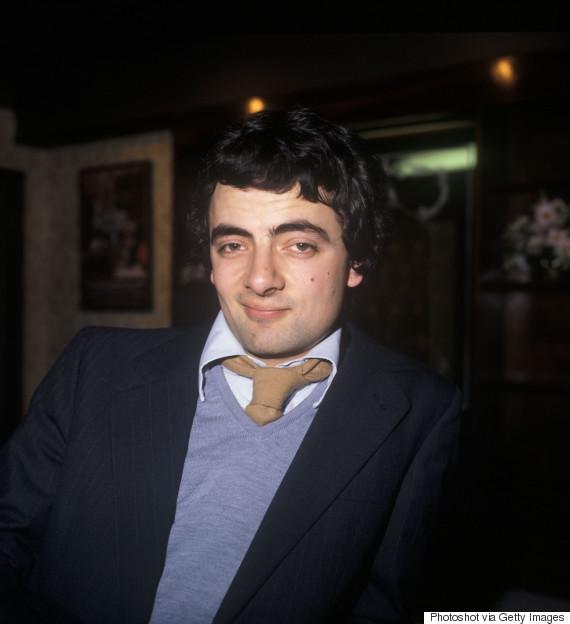 rowan atkinson 1980