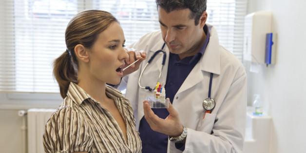 Ein Arztbesuch