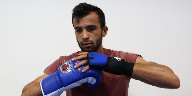 Le boxeur marocain Kharroubi a été éliminé (lui aussi) des JO 2016