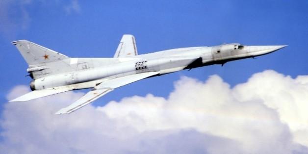 """Des bombardiers à longue portée Tu-22M3 ont frappé """"des cibles des groupes terroristes Etat islamique et Front Al-Nosra"""", ont indiqué les autorités russes"""