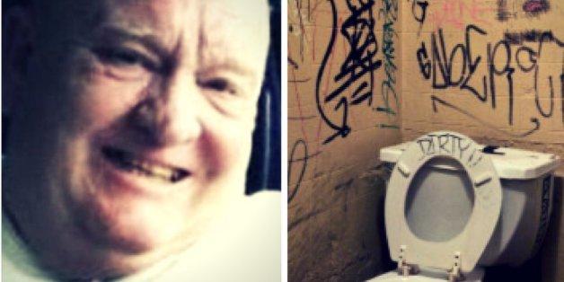 Mann findet Nummer auf der Toilettenwand - als er sie wählt, verändert sich sein Leben