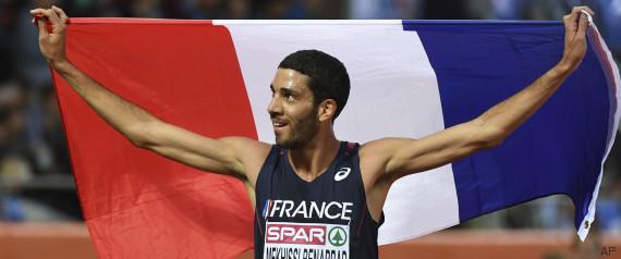 médaille jeux olympiques france