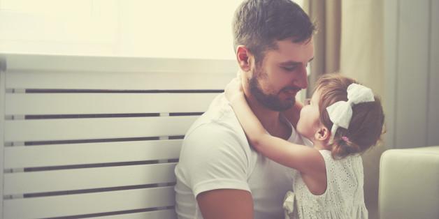 Das Verhältnis zwischen Vater und Kind ist für die Entwicklung entscheidend