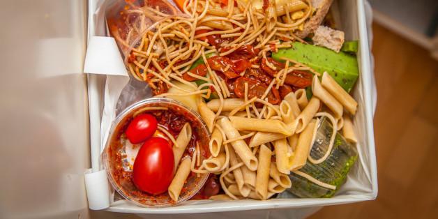 Jeder Deutsche wirft täglich 225 Gramm Lebensmittel in den Müll