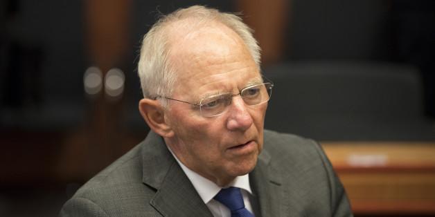 Bundesfinanzminister Wolfgang Schäuble hält die Türkei-Politik der Bundesregierung für alternativlos.