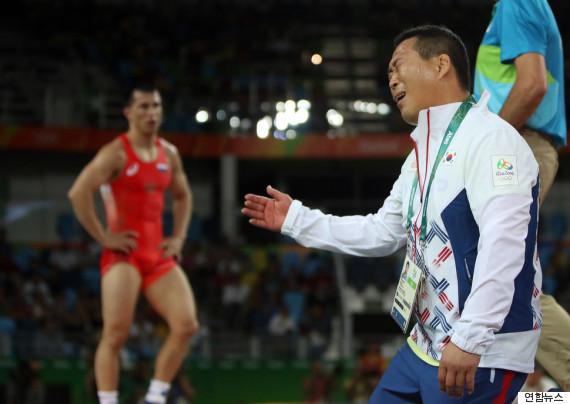 wrestling korea