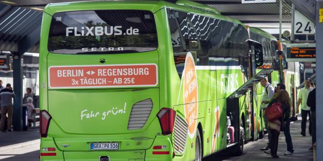 Neue Aufregung beim Fernbusunternehmer Flixbus
