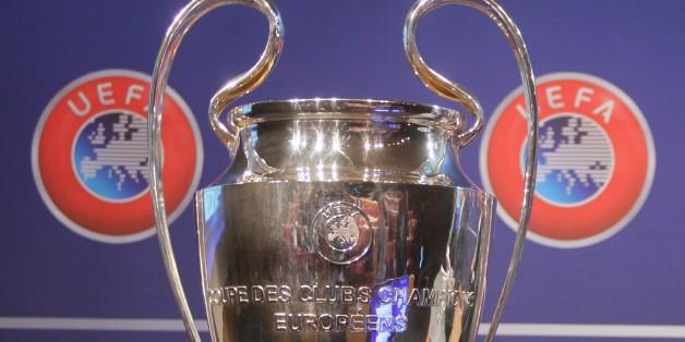 Die Playoffs der Champions League werden ausgetragen - auch im Live-Stream