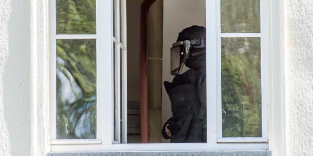 Eisenhüttenstadt: Salafist soll Anschlag geplant haben.
