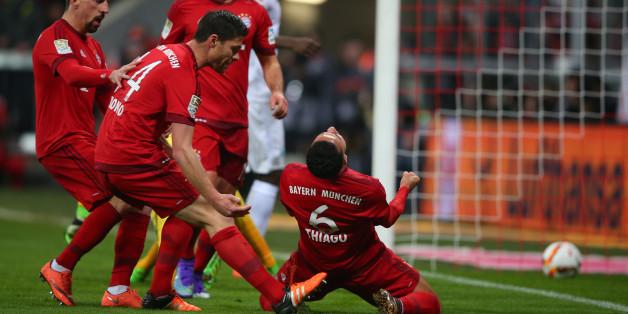 Der FC Bayern München startet in die Hauptrunde zum DFB-Pokal